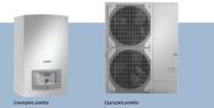 BOSCH split type inverter 8-16kW